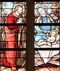 weihnachten christentum Elias rubenstein